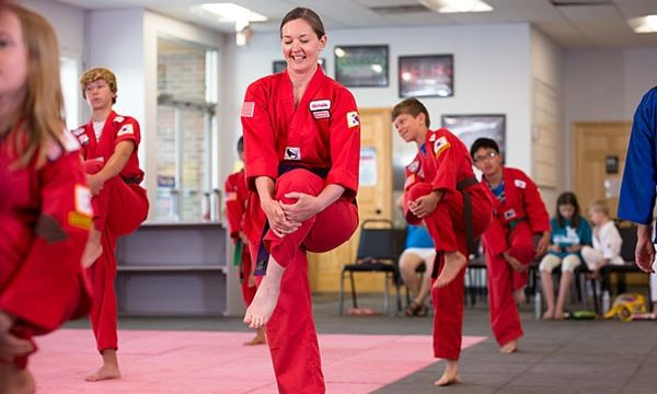 Health benefits of learning Martial arts